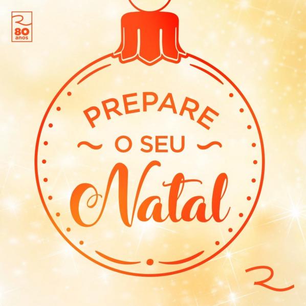 Prepare o seu Natal