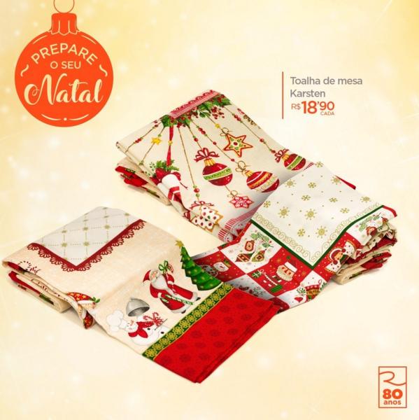 NATAL_Toalha de mesa