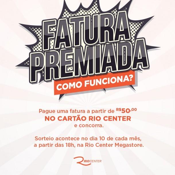 FATURA PREMIADA